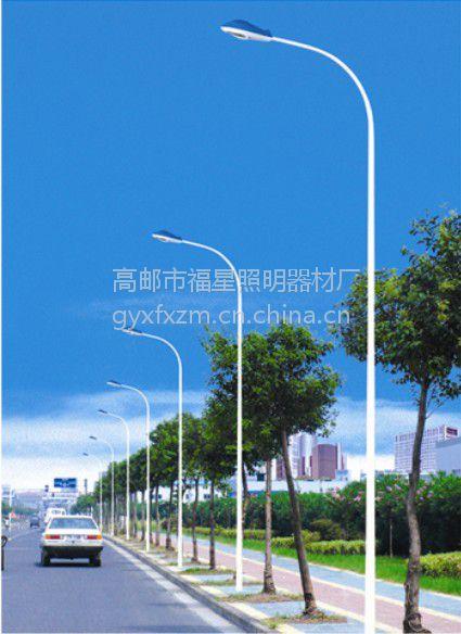 安徽省道路灯销售 6米路灯单臂路灯 新农村节能路灯 自弯臂路灯