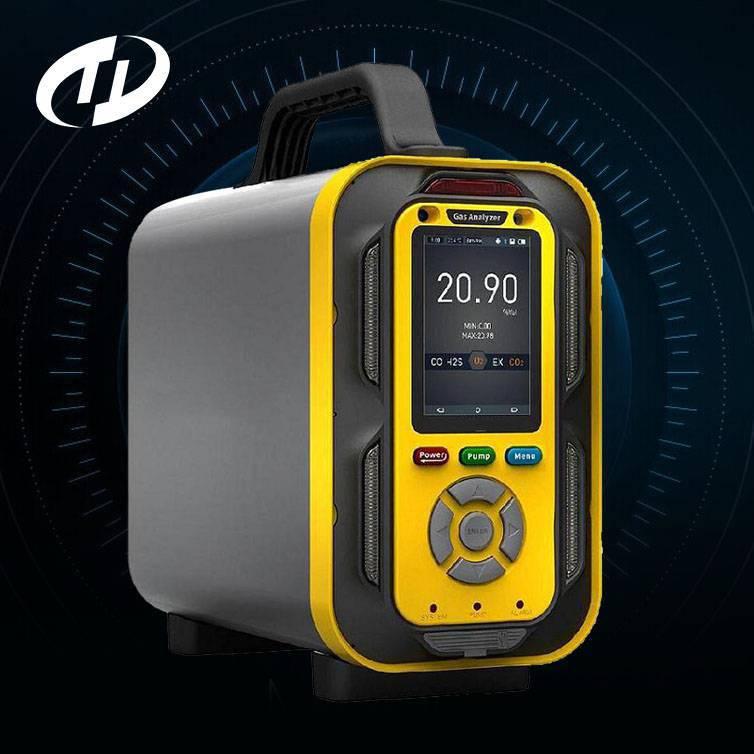 内置泵吸式一氧化碳分析仪TD6000-SH-CO气体检测仪|煤气泄漏报警器