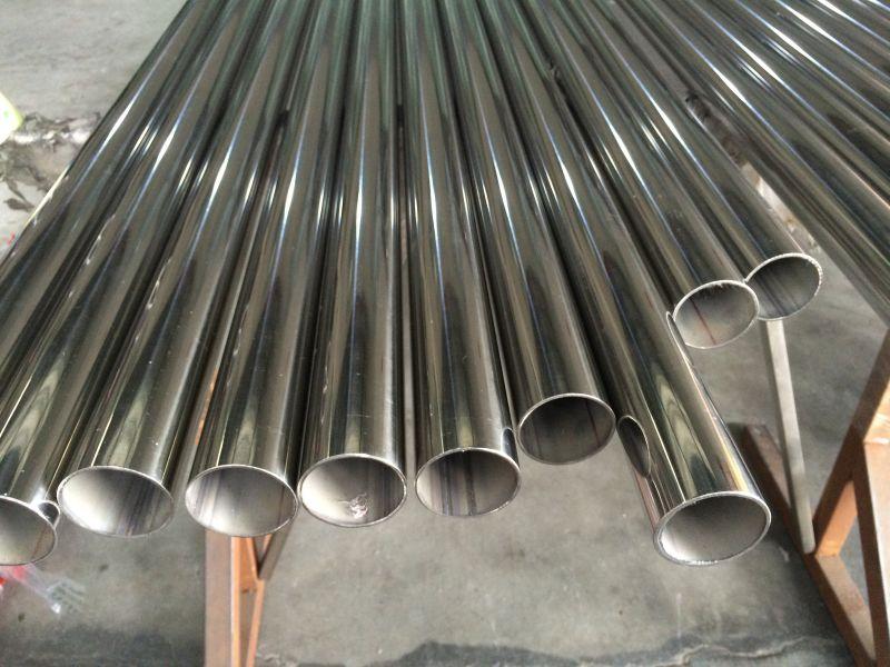 304光亮不锈钢管,拉丝圆管50*1.5,志御化工机械设备
