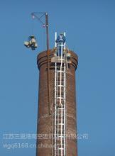 大城烟囱安装爬梯【办事处】 烟筒安装楼梯