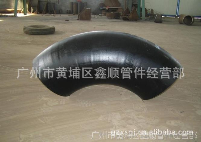 广东广州碳钢弯头,批发无缝弯头325*8,货源充足,法兰补偿器供应