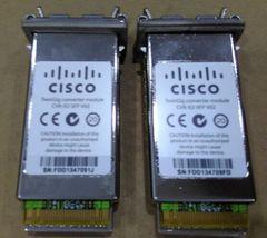 Cisco CVR-X2-SFP V02 拆机成色新