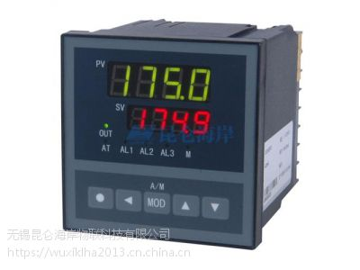 昆仑海岸显示仪表KSC5 AH智能PID调节仪无锡昆仑海岸显示仪表价格