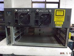思科 cisco ws-c4003 机箱配电源 质量好测试工作正常 保修3个月