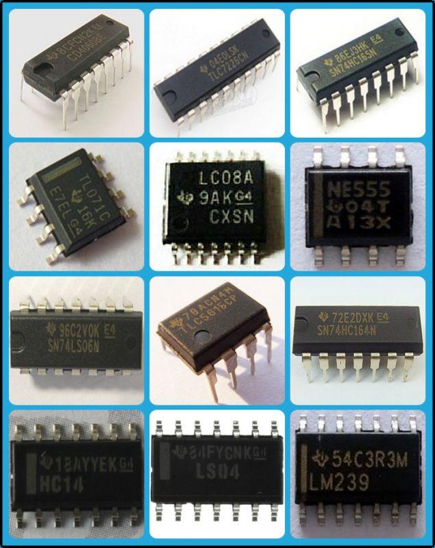 10 PCS SN74LVC07APWR LC07A TSSOP-14 new