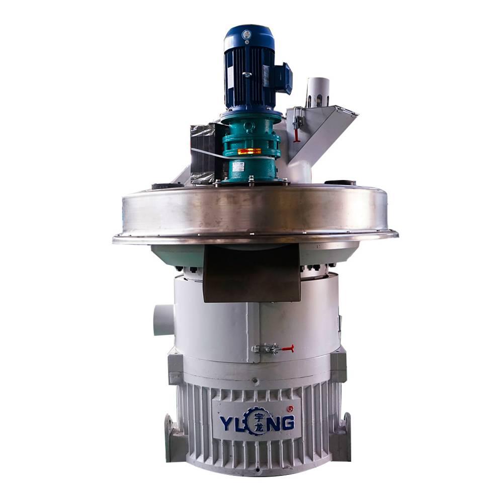 木屑顆粒機 宇龍XGJ560 生物質顆粒機 木屑烘干機