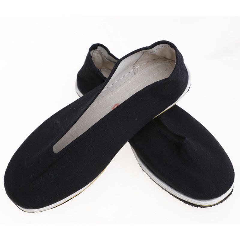 工厂直销3520千层底传统老布鞋春夏防滑休闲透气圆口布鞋