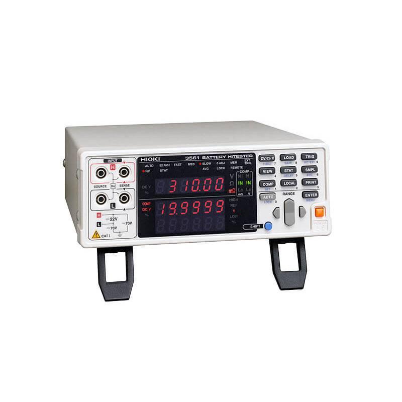 日本日置HIOKI 电池测试仪 3561 内阻仪说明书