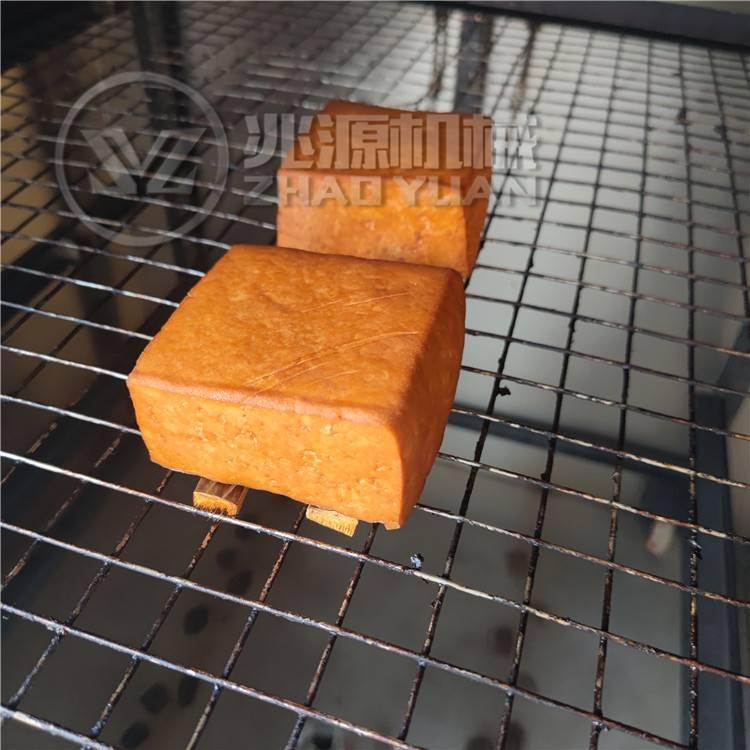 豆干烟熏炉,全自动加工设备,烟熏机价格,豆干烟熏机厂家