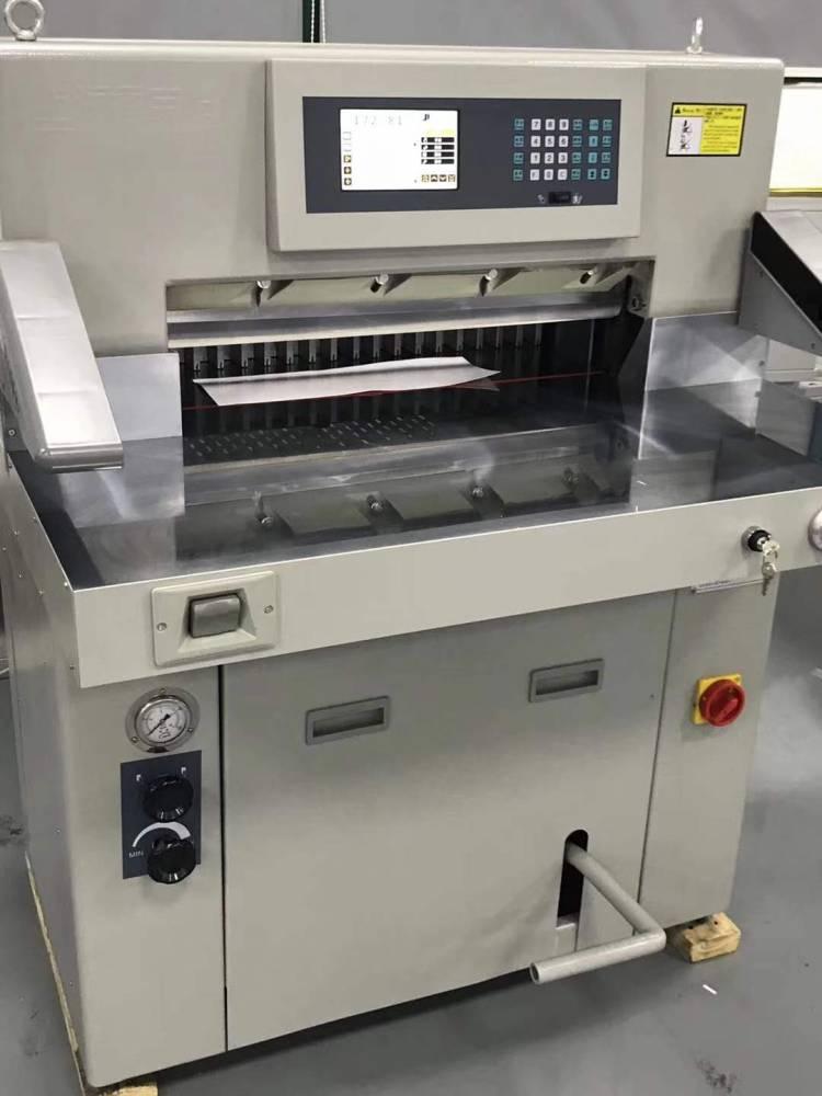 上海香寶XB-AT1108重型液壓切紙機 (刀王 刀中之王)