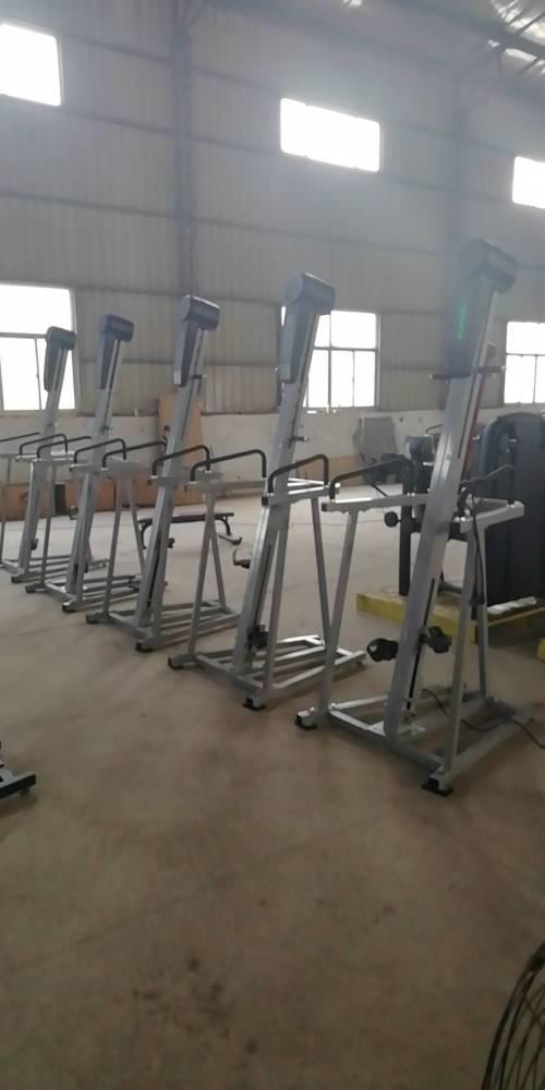 极限攀爬机垂直动力式登山攀爬机健身器材供应商