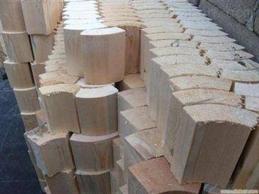 25*25 白城大型C型木托墊塊生產價格