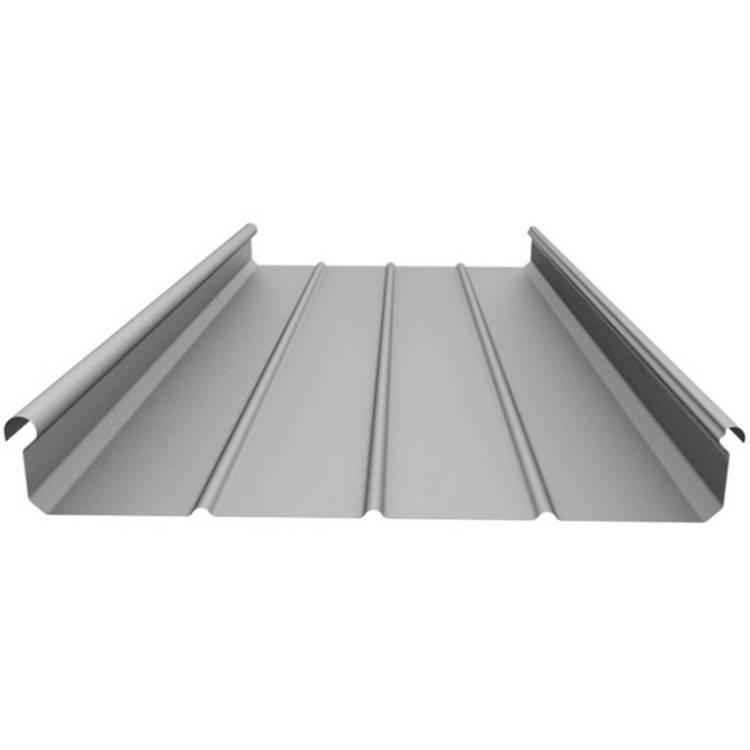 铝镁锰屋面板雨天施工