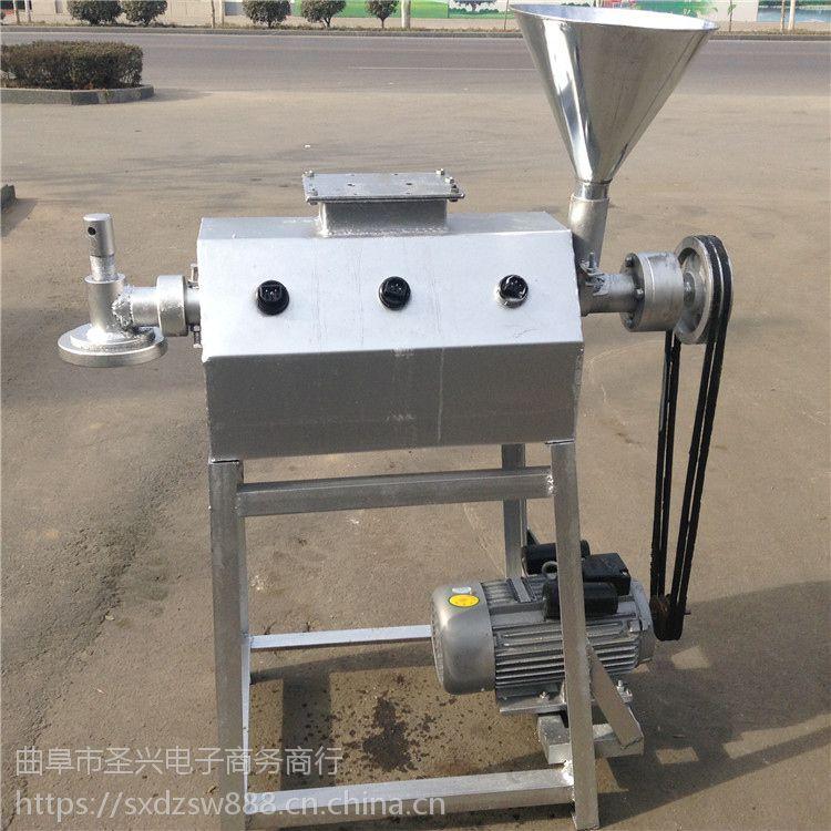 手工粉条机 带输送带可生产粉皮