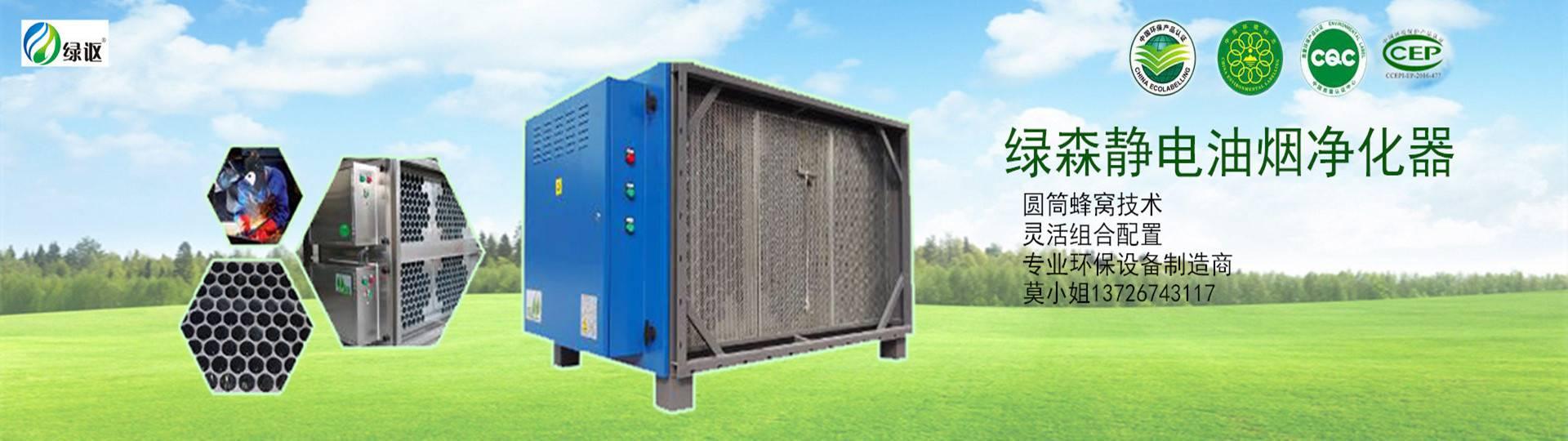 高效静电油烟净化器