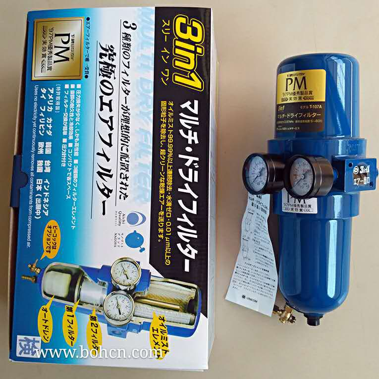 T-107A前田精密过滤器Unicom干燥机过滤器