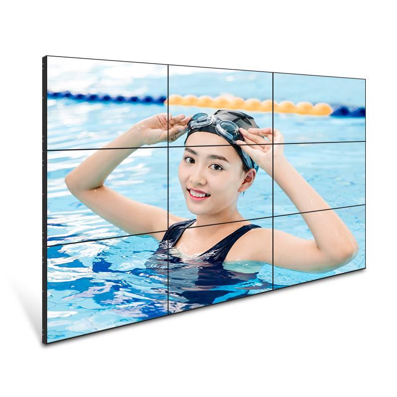 55寸3*3液晶拼接大屏_视频监控大屏幕