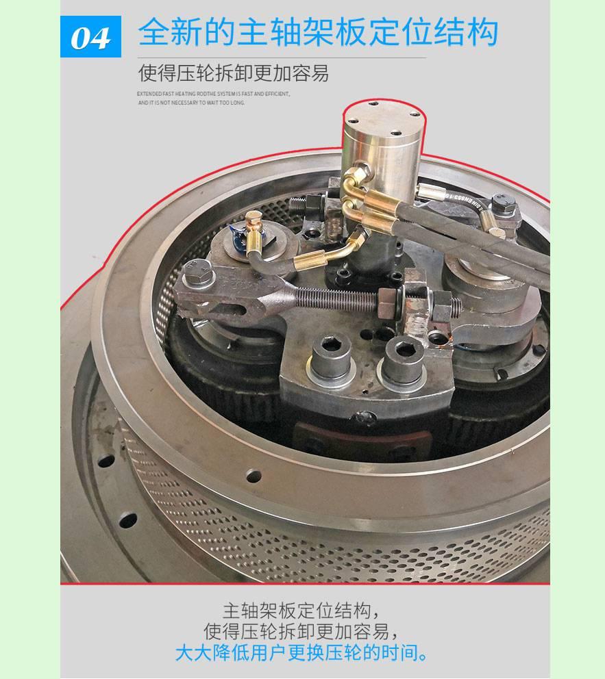 秸稈顆粒機 宇龍XGJ560 生物質顆粒機 生物燃料顆粒機