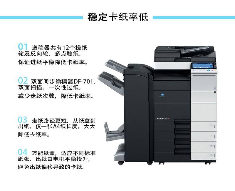 柯美454黑白复合机出售、万博app最新版本优惠活动