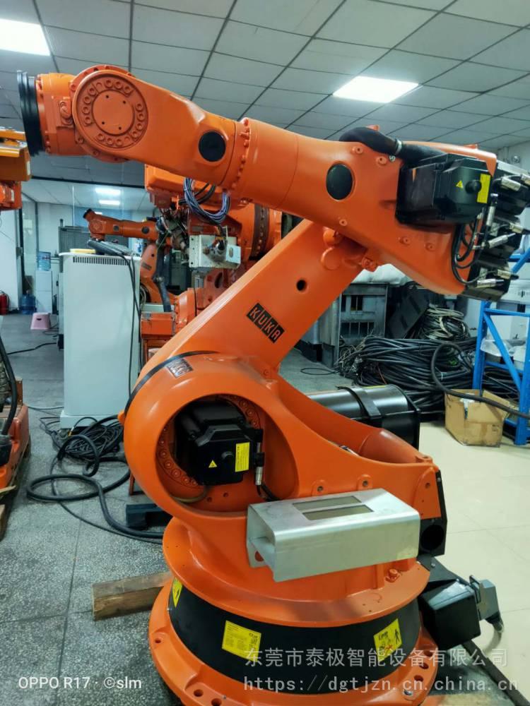 供应KUKA二手工业机器人KR200comp