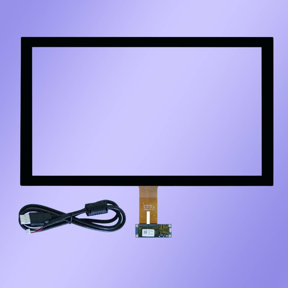电容触摸屏带水触控-云上触摸屏厂