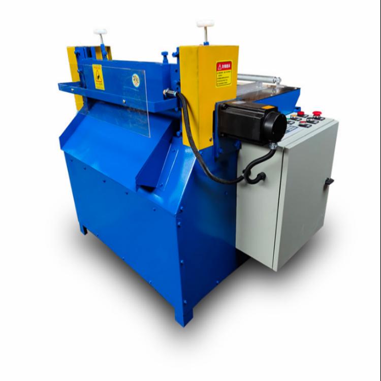 皮革硅胶分切机数控橡胶切条机橡胶切胶机全自动裁条机海绵分条机