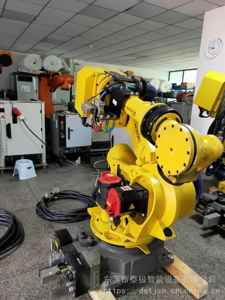 供应FANUC二手工业机器人R2000iB 210F