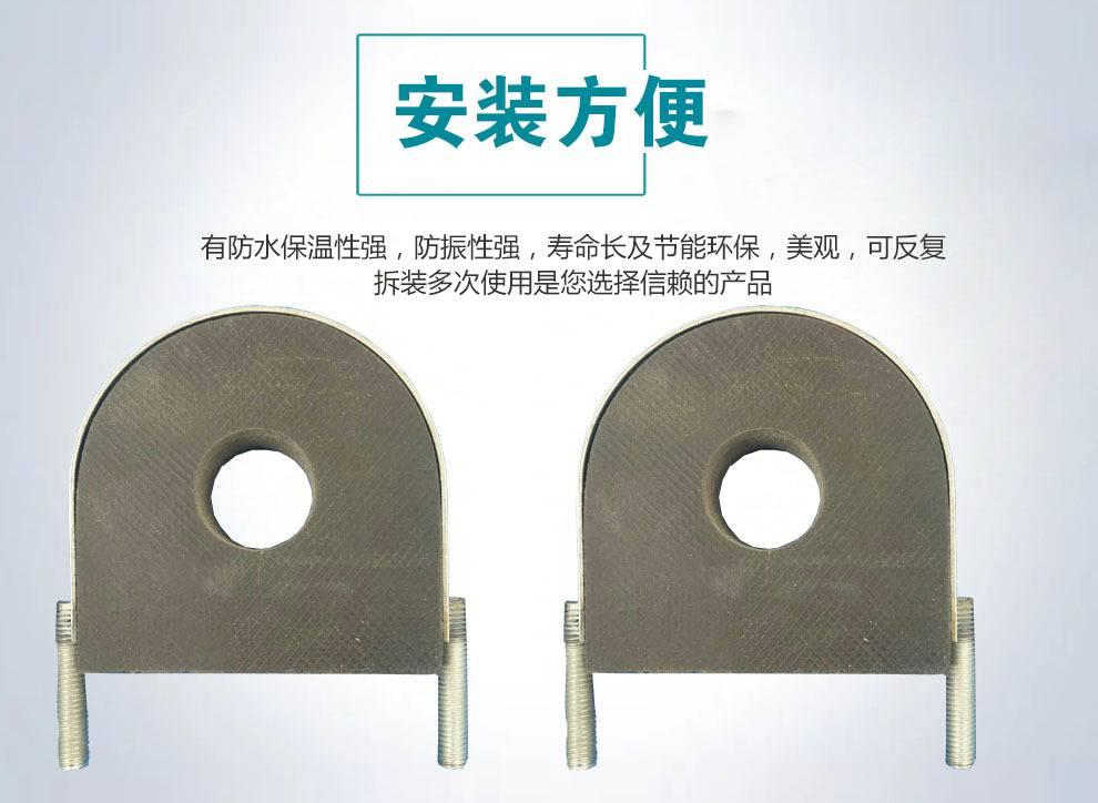 25*25 江西萍鄉管道鐵卡今日價格