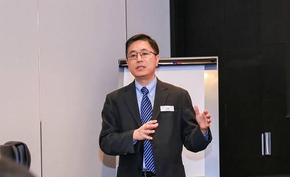菲亚特动力科技中国区总经理张志谦先生