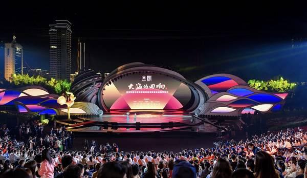 第33届中国电影金鸡奖厦门开幕 盈趣以科技助推电影业成长