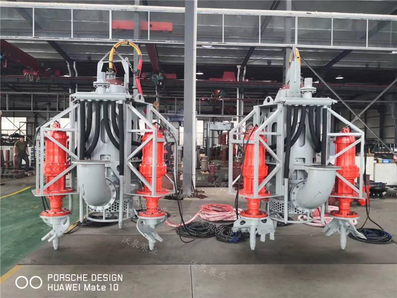 防堵塞泥沙泵 耐磨污泥泵 电动清淤泵 河道矿渣泵