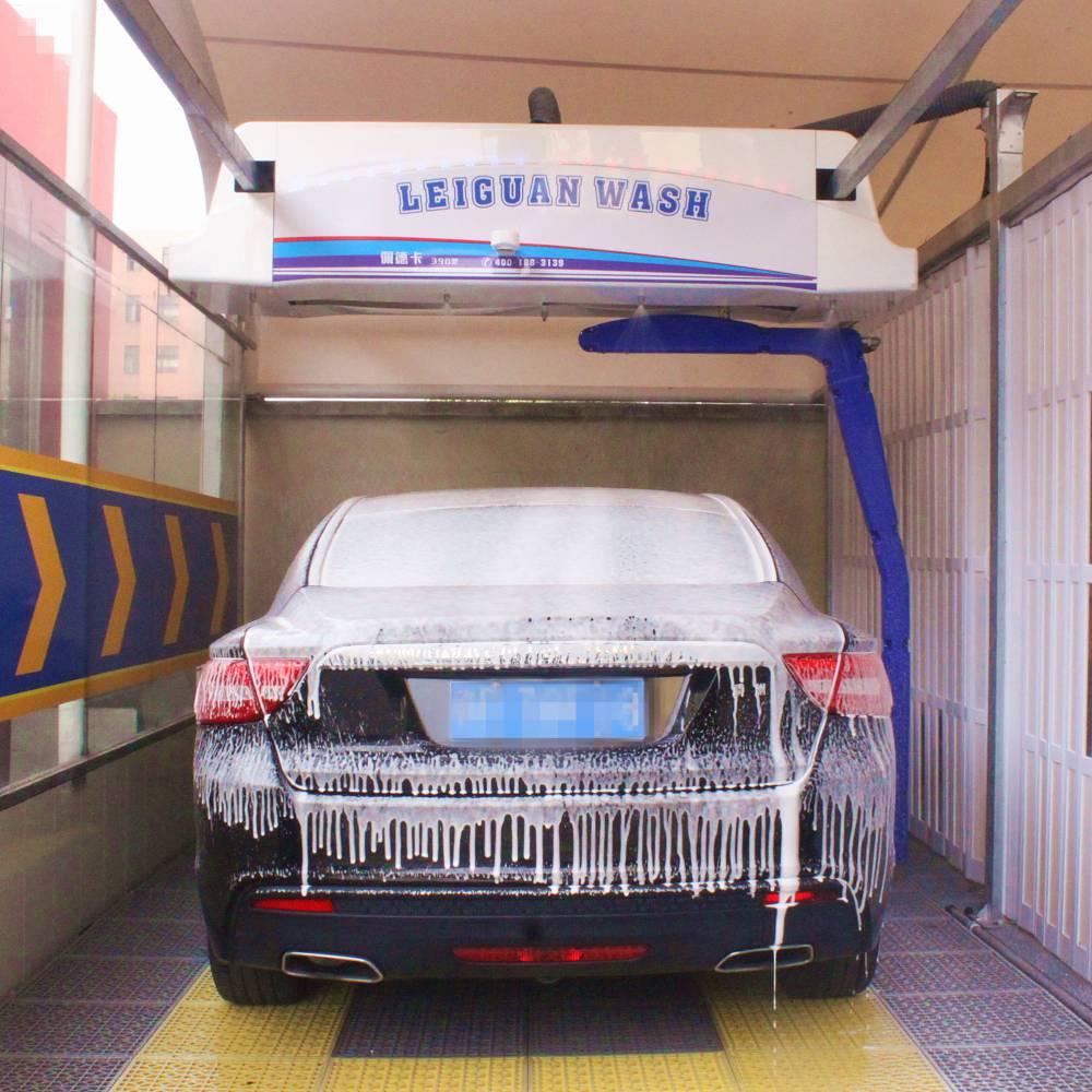 智能全自动洗车机一台多少钱PDK智能全自动洗车机价格