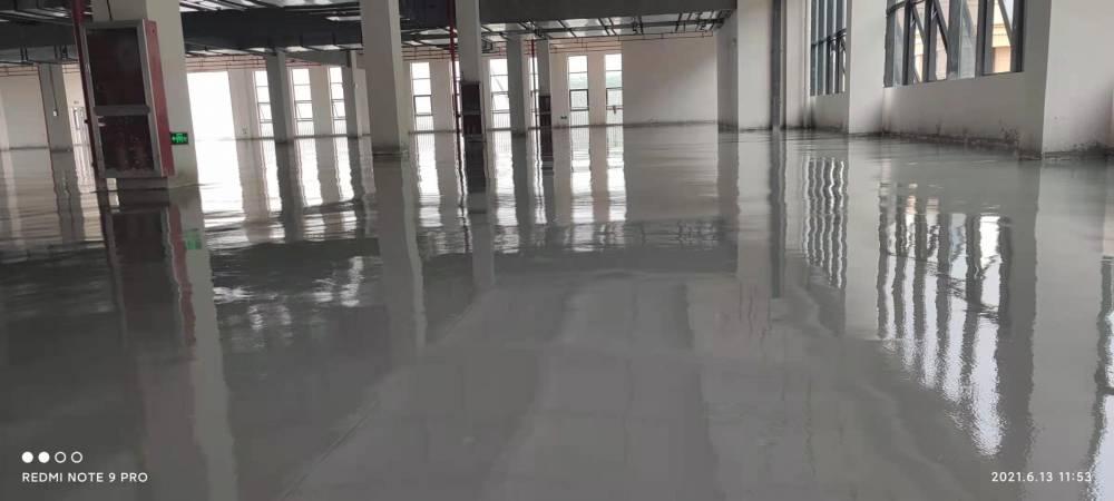 无溶剂环氧砂浆地坪 自流平 环氧地坪漆施工工程