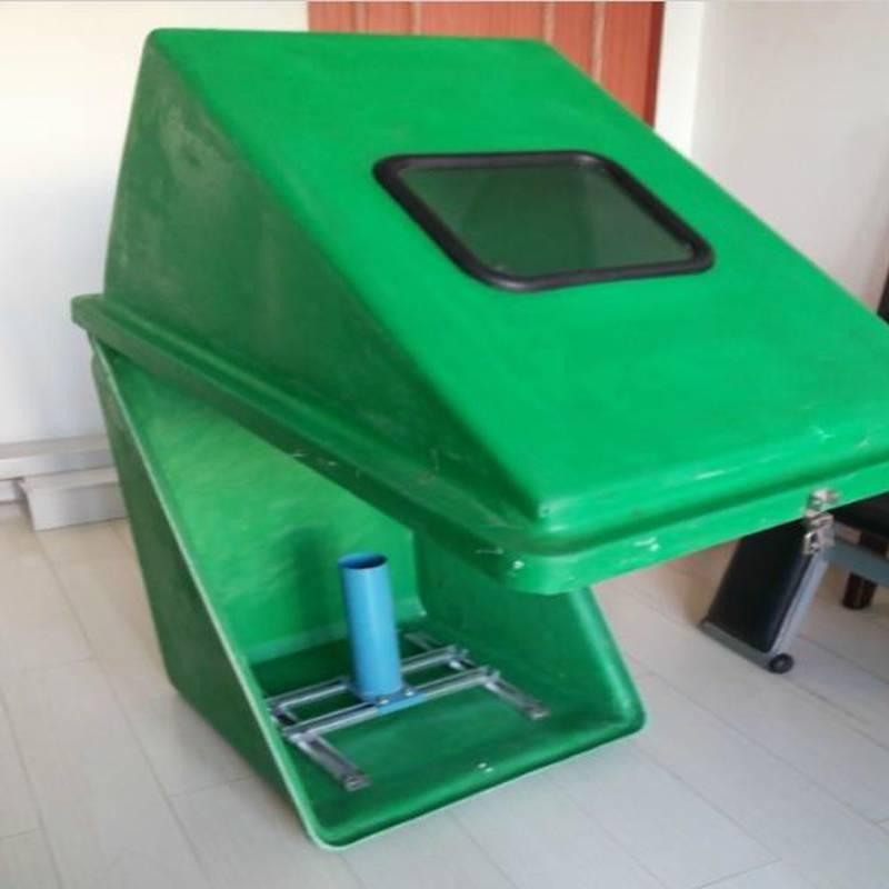 仪表防腐保护箱玻璃钢仪表保护箱保温箱加热规格齐全