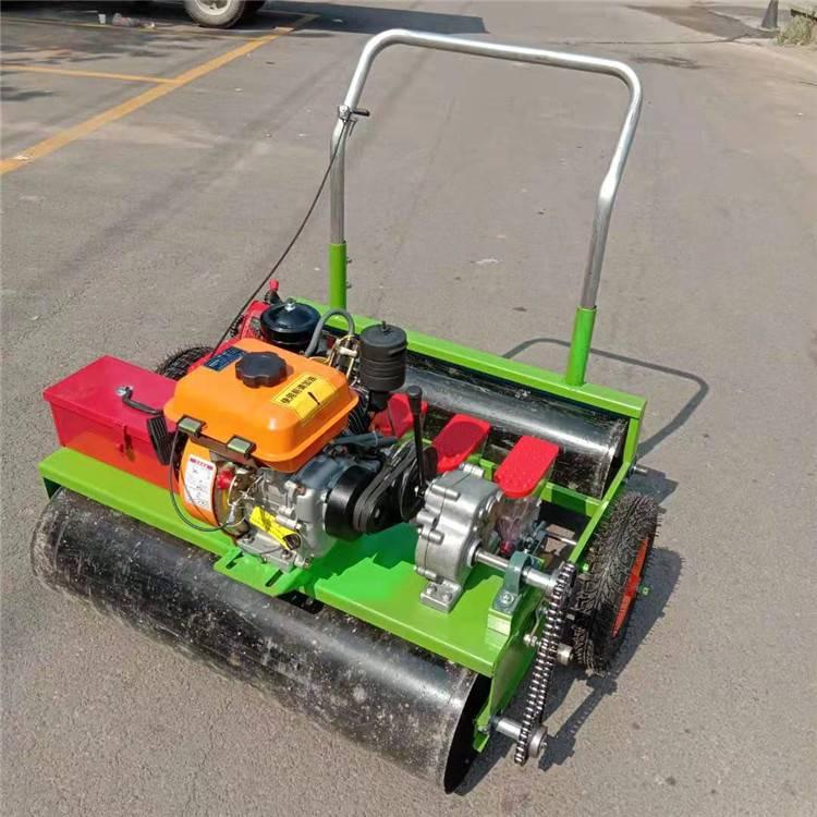 蔬菜播種機 手推播種機 柴油動力點播機