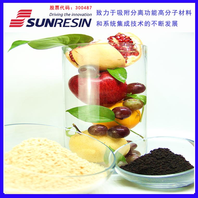 LSA-900C型果蔬汁脱酸树脂 西安蓝晓科技