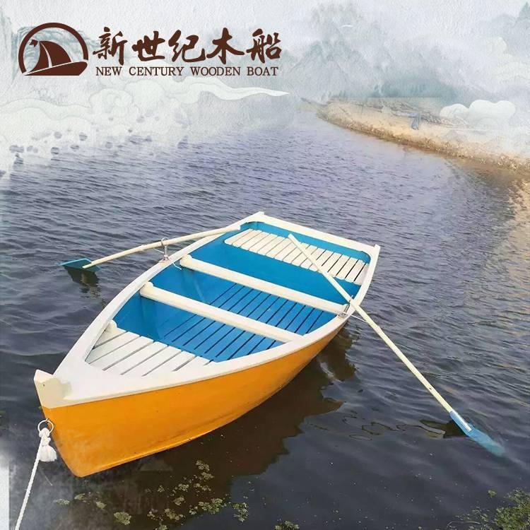 手划船一头尖乐动体育app下载订制生产 公园水上游乐项目双人单人划桨船