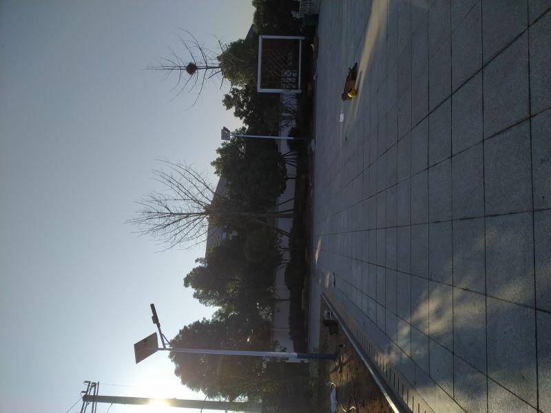太陽能路燈生產l工廠現場