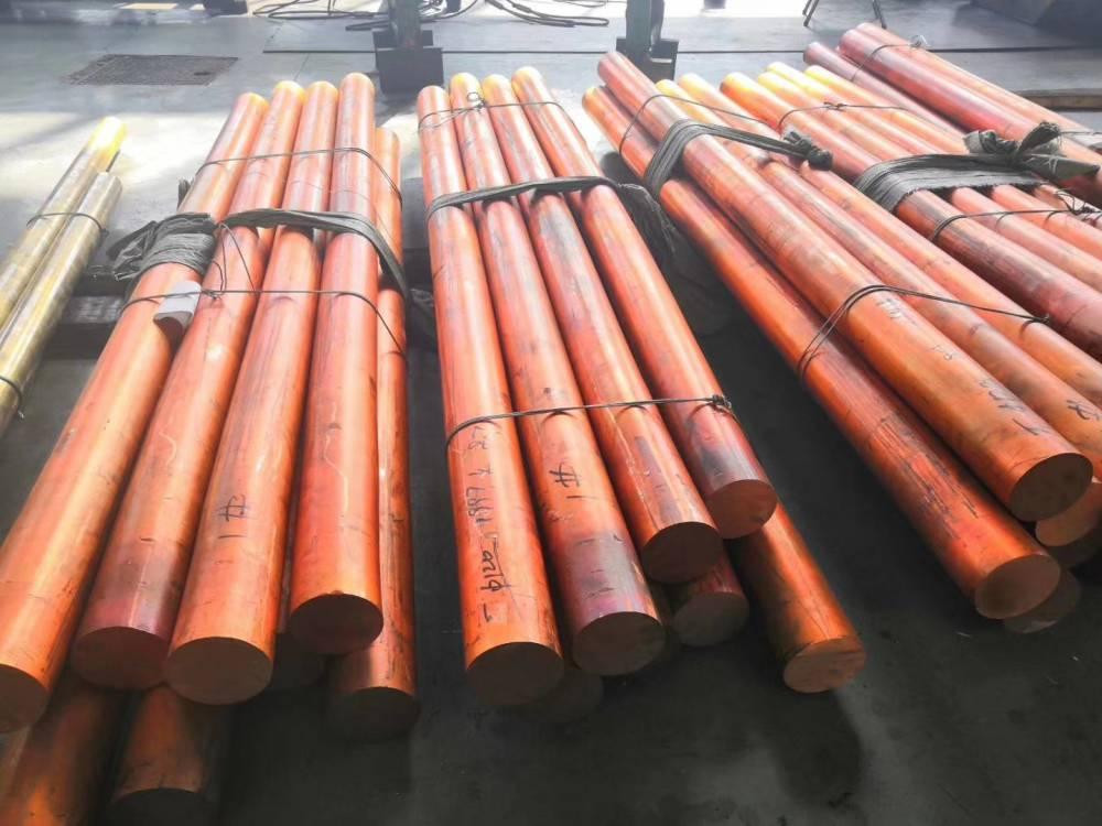 厂家供应紫铜棒 无氧铜棒 纯铜棒 红铜棒 电极红铜 高导电