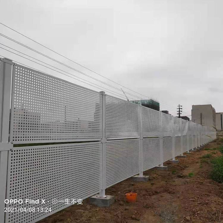 学校隔离围栏/防尘组装配套/隔离施工设施