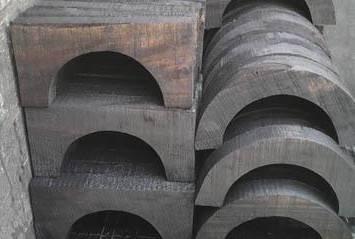 25*25 邵陽管道C型墊木今日價格