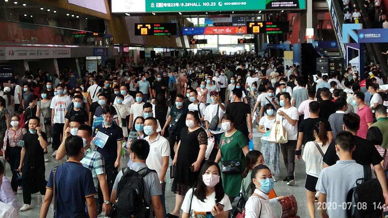 2020中国(广州)***建筑装饰博览会如期盛大开幕!