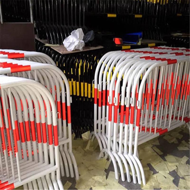 公共場所臨時圍欄 臨時防護欄 反光警示圍欄