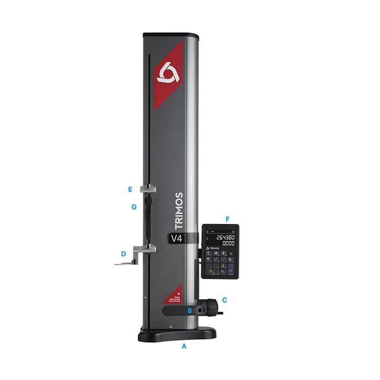 瑞士 TRIMOS二次元 V5-1100 分销