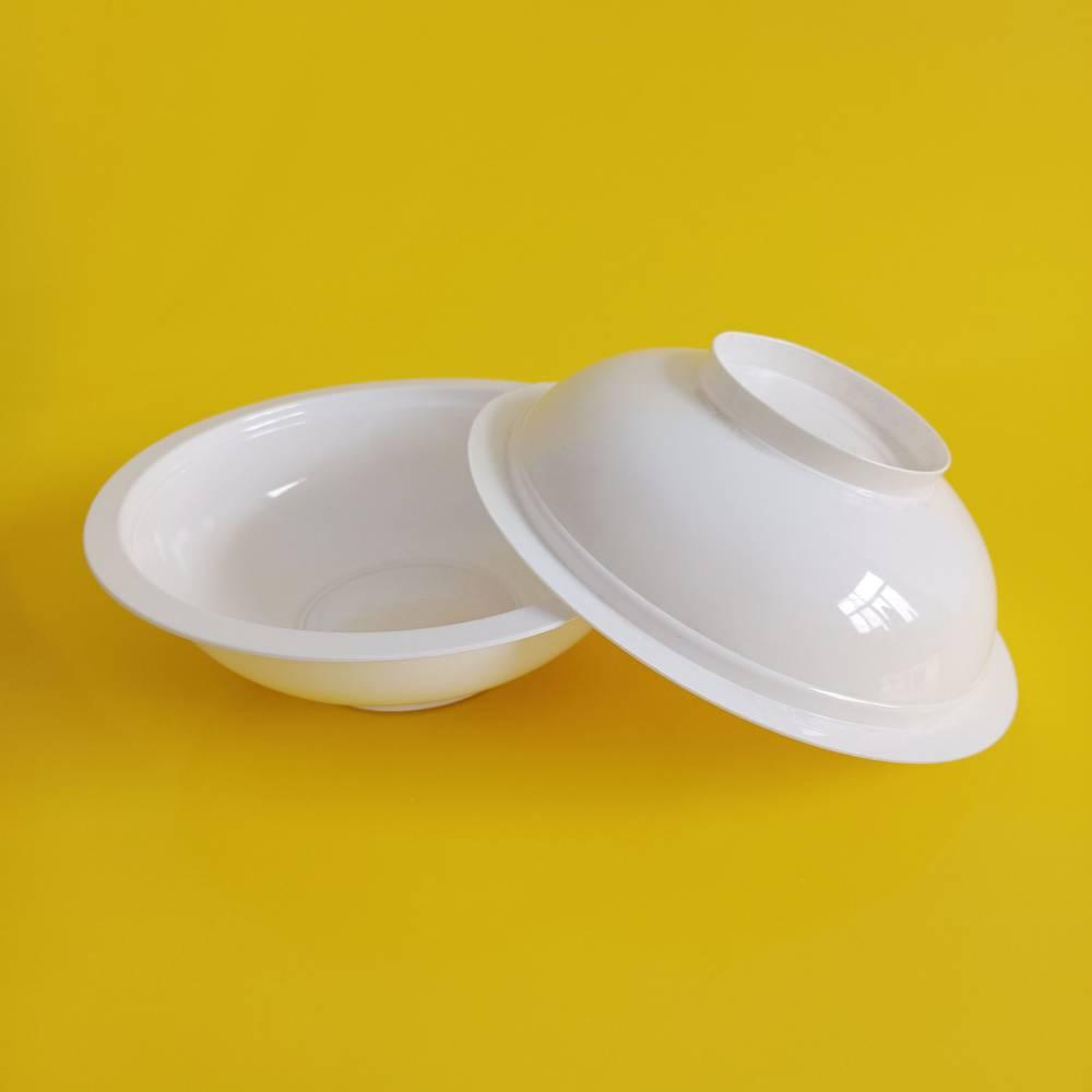 口径161夹角碗梅菜扣肉碗糖醋花生包装碗可印logo