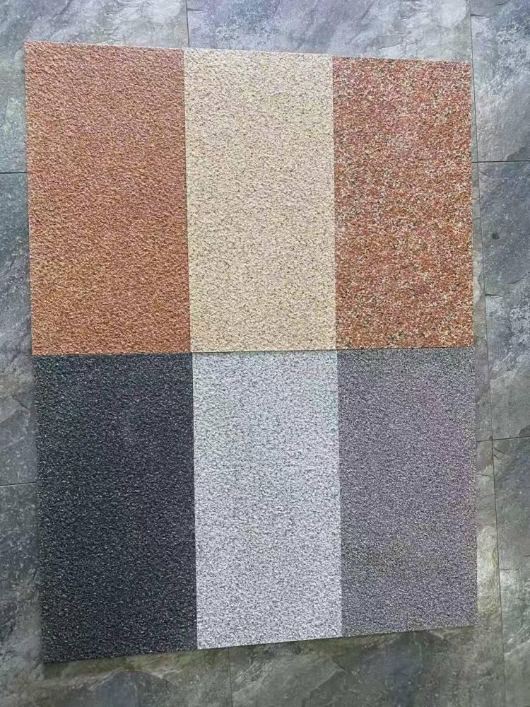 河南生態地鋪石廠家批發陶瓷PC磚