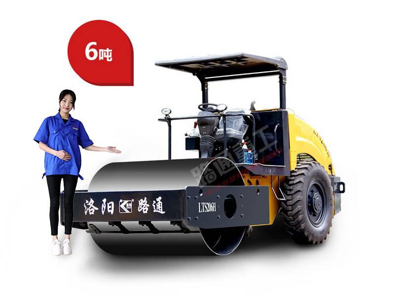 6吨压路机到底有多好用?老司机来告诉你!