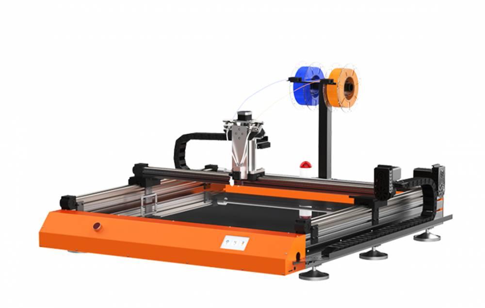 广告字3D打印机 发光字3D打印机 字壳3d打印机 创想三帝