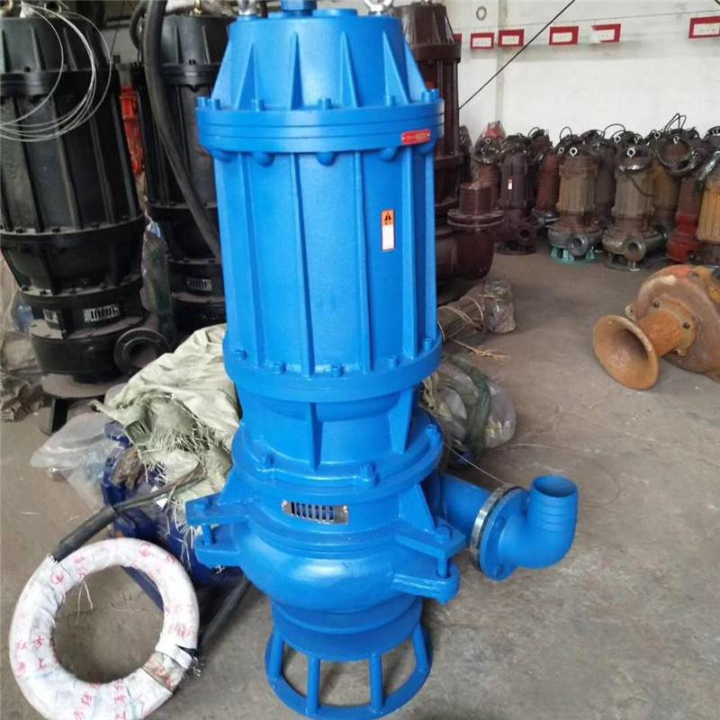 4寸抽沙泵@宁波潜水吸沙泵@河北安工抽沙泵现场视频