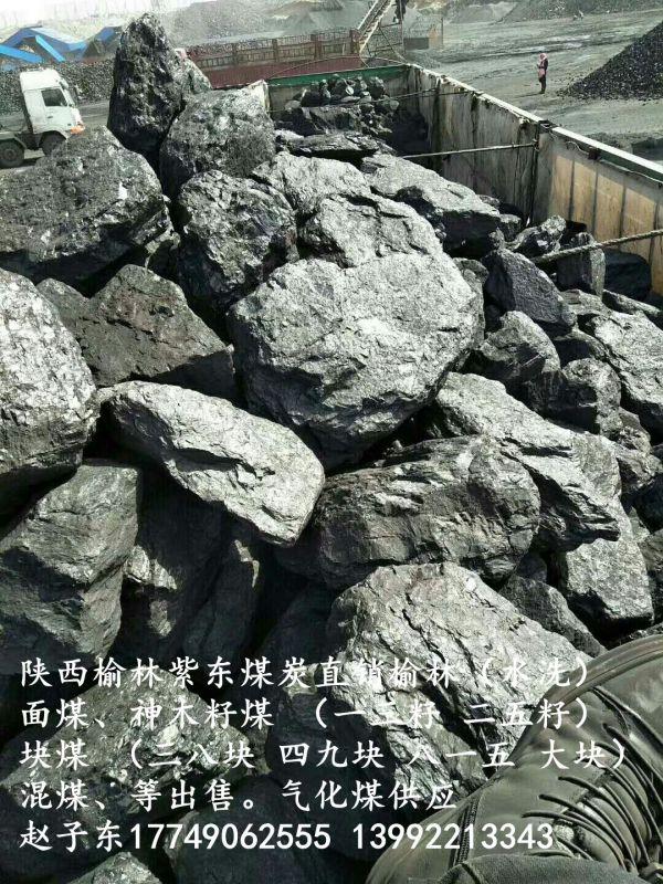 榆林煤炭 神木塊煤 面煤 籽煤 13籽煤 36塊煤